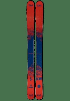 Skis freeride enfant zag slap team 2022