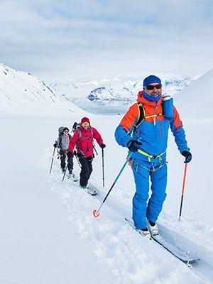 Svalbard: A white and wild ski touring paradise where the polar bear is king