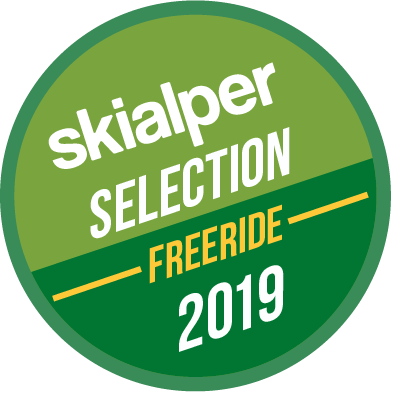 Skialper selection freeride 2019