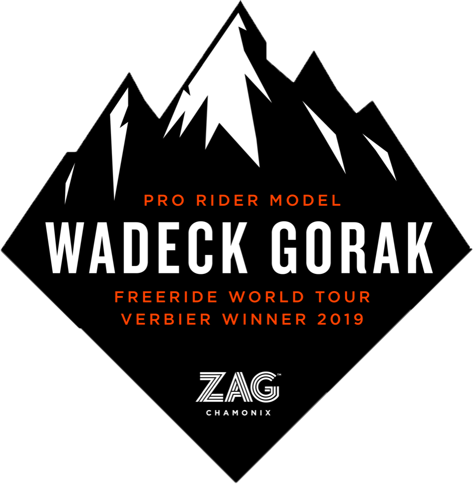 Pro Rider Model - Wadeck Gorak