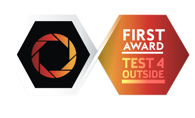 First Award test 4 outside