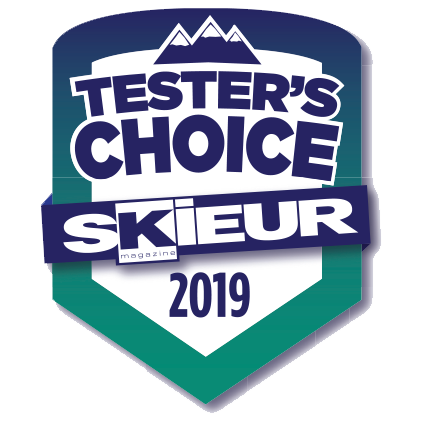 Skieur Tester's choice 2019