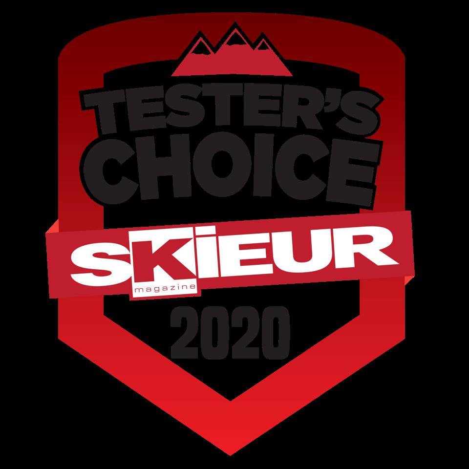 Skieur Tester's choice 2020